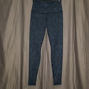 Lululemon Align Full Length Leggings in RARE Print